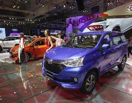 Nên xem gì tại gian hàng Toyota tại Triển lãm ô tô Việt Nam 2017?