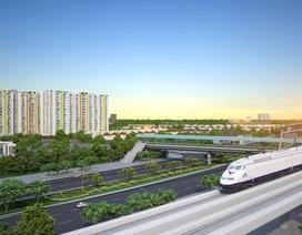 Địa ốc xung quanh tuyến metro sẽ tăng 10 – 20%