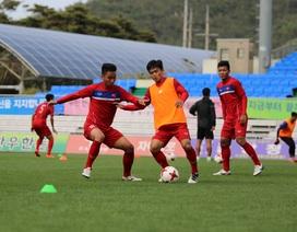 U20 Việt Nam vẫn còn nhiều nỗi lo trước World Cup U20