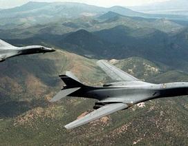 Mỹ điều hai máy bay ném bom tới bán đảo Triều Tiên