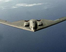 Mỹ điều máy bay ném bom tàng hình tới châu Á trước chuyến công du của Tổng thống Trump