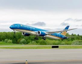 Bất chấp áp lực giá nhiên liệu, Vietnam Airlines vẫn tăng lãi gấp 5 lần