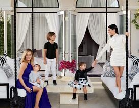 Cuộc sống sang chảnh của Kourtney Kardashian