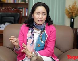 Bà Trịnh Thị Thuỷ làm Thứ trưởng Bộ Văn hoá, Thể thao và Du lịch