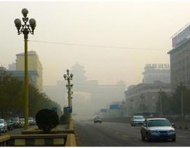 """Bắc Kinh thiết lập """"vòng cổ xanh"""" quanh thành phố để khống chế ô nhiễm"""