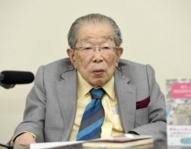 Bác sĩ Nhật Bản 105 tuổi tận tụy với bệnh nhân cho tới khi qua đời
