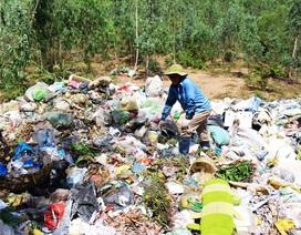 Tồn đọng 60 tấn rác/ngày: Kêu gọi dân hạn chế thải rác
