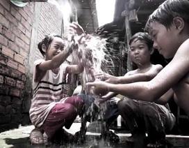 Trẻ em Việt Nam trước tình trạng thiếu nước sạch