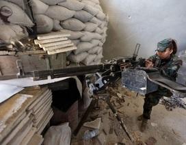 Quân đội Syria mở rộng vùng đệm xung quanh Damascus