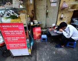 TPHCM: Đưa người bán hàng rong vào phố ẩm thực