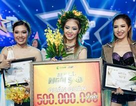 """Liz Kim Cương đăng quang ngôi vị quán """"Bạn là ngôi sao"""" mùa đầu tiên"""