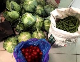 Dân văn phòng: Thu tiền triệu nhờ bán thực phẩm từ quê ra phố