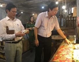 Đình chỉ hoạt động cơ sở làm bánh trung thu không đảm bảo an toàn thực phẩm