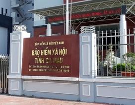 Đề nghị kỷ luật một Phó Giám đốc Bảo hiểm xã hội tỉnh Cà Mau