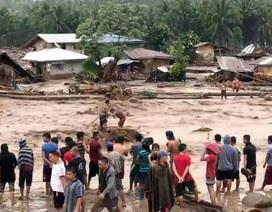 Hơn 200 người chết vì bão Tembin tại Philippines
