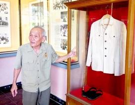 Cụ già 82 tuổi xây bảo tàng Bác Hồ