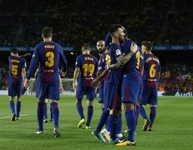 Barcelona tiếp tục thắng đậm tại Montilivi để độc tôn ở La Liga?