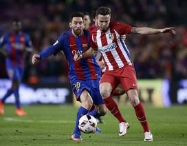 Atletico có thể chặn mạch trận bất bại của Barcelona?