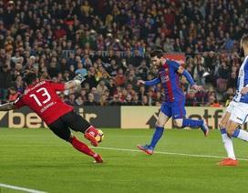 """Barcelona và tư thế """"tọa sơn quan hổ đấu""""?"""