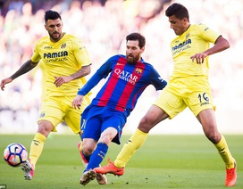 "Villarreal - Barcelona: ""Bão táp"" ở El Madrigal"