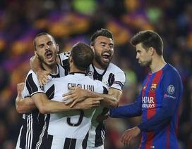 Con số cho thấy sự tệ hại của Barcelona trước Juventus
