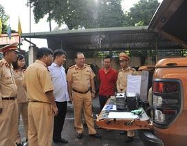 Vận chuyển trái phép 30 bánh heroin trên cao tốc Hà Nội - Thái Nguyên