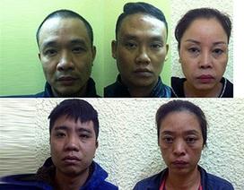 Hà Nội: Dùng ma túy để đe dọa, siết nợ