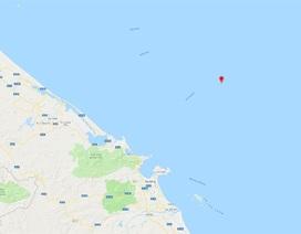 Trợ giúp khẩn cấp tàu cá cùng 16 thuyền viên gặp nạn