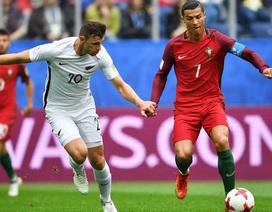 Bồ Đào Nha 4-0 New Zealand: C.Ronaldo lập công