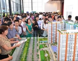 """Chủ đầu tư """"tung chiêu"""", giao dịch bất động sản vẫn sụt giảm mạnh"""
