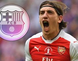 """Ngôi sao Arsenal """"nổi loạn"""" đòi tới Barcelona"""