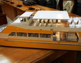 TPHCM sẽ ra mắt tuyến buýt đường sông đầu tiên vào tháng 6