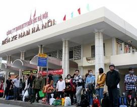 Hà Nội sẽ đóng cửa bến xe Giáp Bát, Gia Lâm