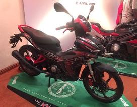 Benelli RFS150i 2017 - Đối thủ mới của Yamaha Exciter và Honda Winner