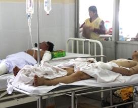 Nguyên nhân ban đầu vụ lò kẽm phát nổ làm 8 người bị thương