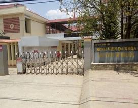 Bộ Y tế truy nguyên nhân khiến bé 1 tháng tuổi ở Đắk Lắk tử vong