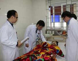 Thêm 6 người nhập viện cấp cứu vì sưởi ấm bằng than