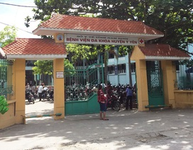 Bộ Y tế yêu cầu xác minh trường hợp thai lưu tại Nam Định