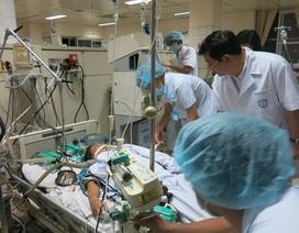 Chưa thể chuyển bệnh nhân cuối cùng sốc khi chạy thận về Hà Nội