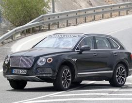 Bentayga sẽ là xe hybrid đầu tiên của Bentley