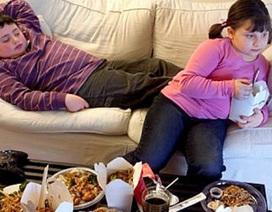Trẻ em ở hai thành phố lớn đang vào ngưỡng báo động về béo phì