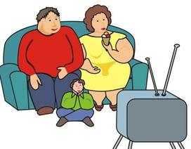 Bố mẹ béo phì, con bị ảnh hưởng kỹ năng xã hội