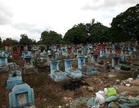 """TPHCM: Đất khu nghĩa trang Bình Hưng Hoà đang được """"thổi"""" giá chóng mặt"""