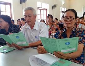 Thủ tục gộp sổ BHXH cho người lao động