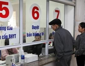 Tham gia BHYT 5 năm liên tục sẽ được hoàn lại tiền khám chữa bệnh