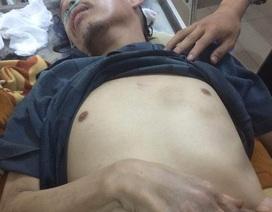 Người đàn ông nhập viện sau khi bị công an bắt tạm giam 1 ngày