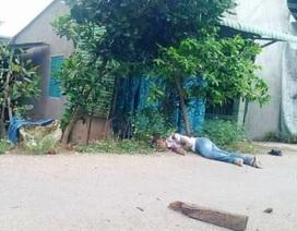 Hai nhóm thanh niên hỗn chiến, 1 người tử vong ngay bên đường