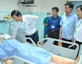 Trường ĐH Y khoa Phạm Ngọc Thạch tuyển thí sinh cả nước từ năm nay
