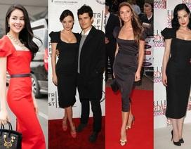 Tân Hoa hậu điện ảnh 2016 diện váy đụng Victoria Beckham, Mirrinda Kerr