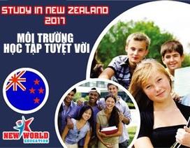 Du học trung học tại New Zealand 2017 - Môi trường học tập tuyệt vời cho học sinh Việt Nam